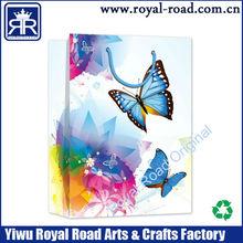 Custom luxury wholesale paper shopping gift bag