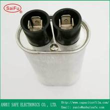 CH85 CH86 Microwave Ovens capacitor 2100vac 2300vac 2500vac oil immersed
