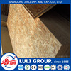 18mm osb particle board for construction and furniture from luli group(since 1985)