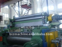 super quality two roller mixing mill with hydraulic adjusting gap.
