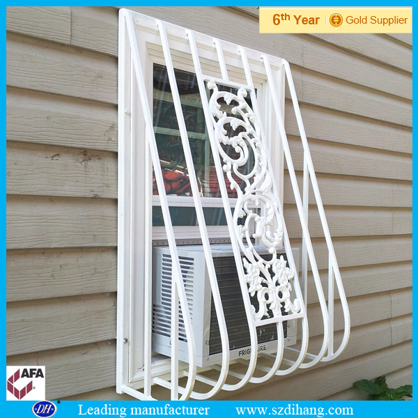 Iron Window Grill - Buy Grill Design,Wrought Iron Window Grill Design ...