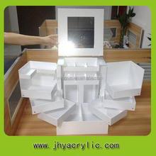 Alibaba china professional acrylic storage box/acrylic lipstick organizer