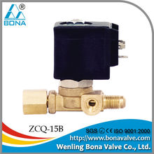 vacuum air pump solenoid valve air gas NC