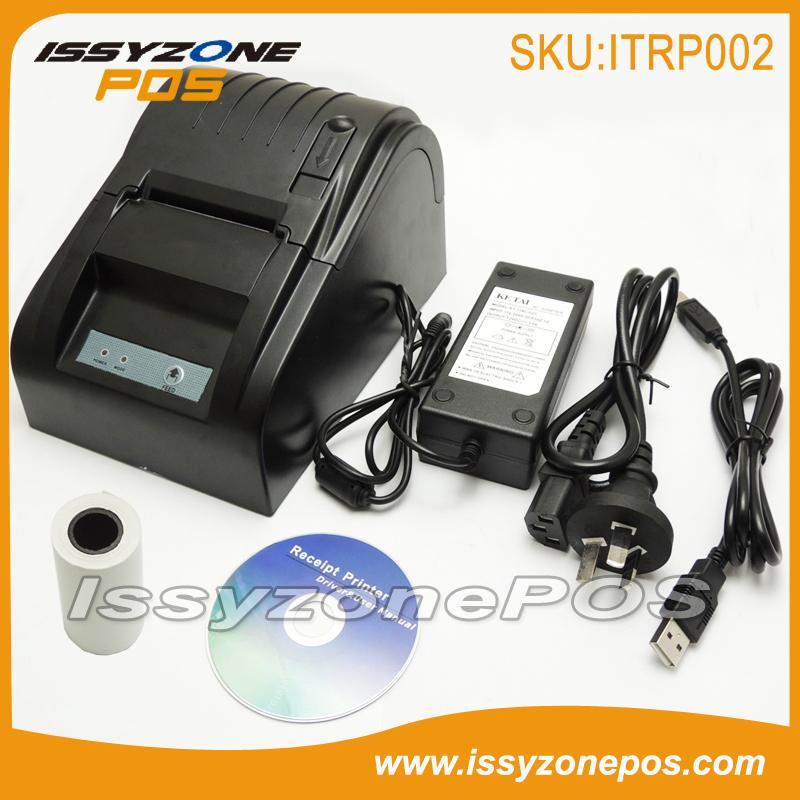 mini esc 58mm pos réceptionimprimante compatible avec squareitrp002