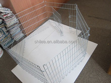 Folding Six Panel Metal Pet Fence/Dog Play Fencing