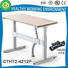 2015 desk pen stand set with electric lifting frame