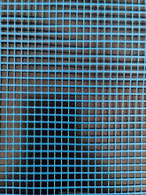 Durable pvc coated polyester 3d mesh fabric for fireproof fence