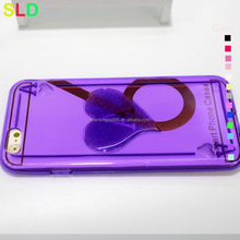 low price china mobile phone case for iphone 6 4.7