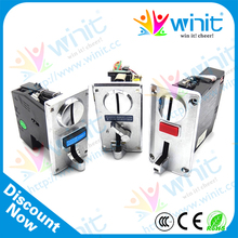 Vending machine coin acceptor/electronic coin acceptor/multi coin acceptor cheap coin acceptor usb for game machine