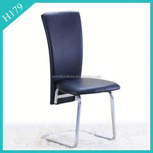 hot sale fashion design leather dining room chair hotel luxury dining chair