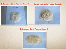 dehydrated garlic powder with KOSHER certificate