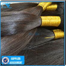 raw virgin remy unprocessed human hair bulk/natural virgin Peruvian remy hair/ supreme hair bulk remy virgin hair wholesale