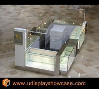 wooden mobile store design/shopping mall phone kiosk