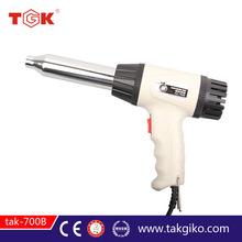 Dos tgk-700a velocidad del aire de la antorcha de soldadura