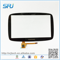 """5.0"""" Touch Screen Sensors Digitizer Parts For TomTom Go 500 GPS Navigation"""