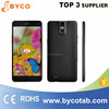 low cost touch screen mobile phone /5.5 inch quad core mobile phone / 1g ram+8 g rom nfc smart phone