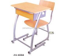 Moderne fou vente mobilier scolaire couloir