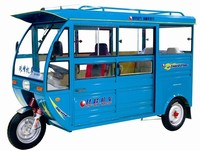 high efficiency flexible solar power electric tricycle