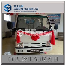 Qingling 100HP Cargo truck 4*2 light truck