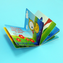 2015 China free design four color printing softcover children books