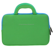 14 inch neoprene laptop sleeve with handle