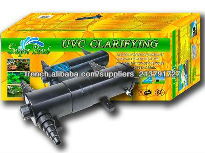 Stérilisateur de bassin à grande puissance Appareil à <span class=keywords><strong>rayonnement</strong></span> ultra-violet 36 W CUV-236