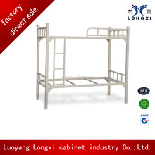 Fine quality Colloge SCHOOL FURNITURE Dormitory Student Double Deck Bed/With Two Drawer Metal Bunk Bed/Steel Bunk Bed Prices