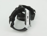 Wrist Watch Camera GPS Sim card Slot Android Wristwatch Mobile Phone Accessory