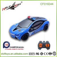 2015 cheap 4 channel 1 32 scale rc model car from chenghai factory