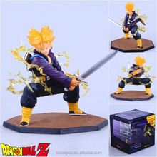 New Style dragon ball z collectibles
