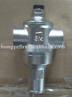Pressure reducing Valve;fire hydrant