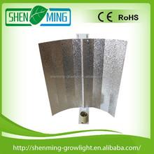 Super simple wing grow light aluminium LED reflector