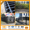2014 hot sale best quality cheap wrought iron fence ( ISO factory )