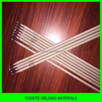 china manufacture 300-400mm length mild steel welding electrodes 3.2mm
