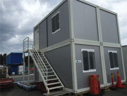 economic widely used shipping container homes prefabricated container house