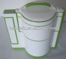 CNC environmental ABS polycarbote service in electric kettle prototypes