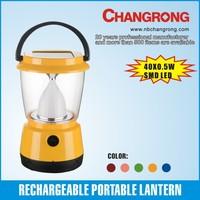 small solar power camping lantern Christmas gift