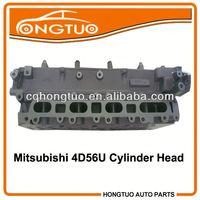 Spare Engine parts Mit Pajero 4D56 HP 2.5D Cylinder Head,AMC:908519