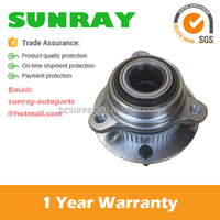 Front Wheel Hub And Bearing Assembly 513061 for Chevy GMC Pickup Truck S10 Olds 4x4 4WD