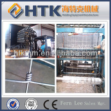 HTK high tensile cattle and forest field fence (factory)