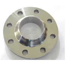 weld neck flat face forged steel flange type flow meter