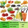 100% natural fruit juice powder cherry powder