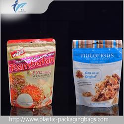 Alibaba China supplier custom mini ziplock plastic bag
