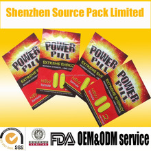 Spice Smoke Herbal Chem Ziplock Bags with tear hole