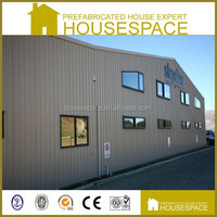 Economical solid prefabricated container workshop