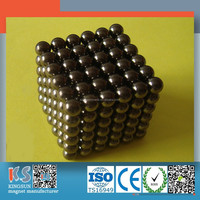 Customize Rare Earth Permanent Magnets N35-N52(M,H,SH,UH,EH) Wholesale Neodymium Magnet Spheres