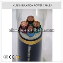 Flexible Copper Conductor Power Cable Used for Subway