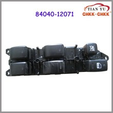 Hot sale Electrical Window lifter master switch For Toyota OEM 84040-12071
