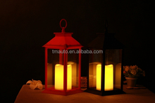 Led candle lantern outdoor garden light With AAA battery (Not included)