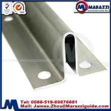 High Quality TK5A Hollow Elevator Guide Rails of Marazzi Brand